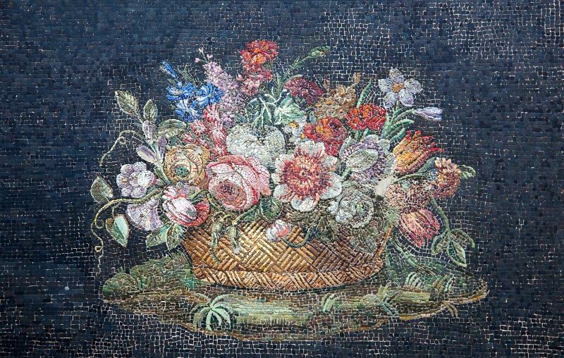 Download Ancient roman mosaic stock photo. Image of faith, artistic - 22494030