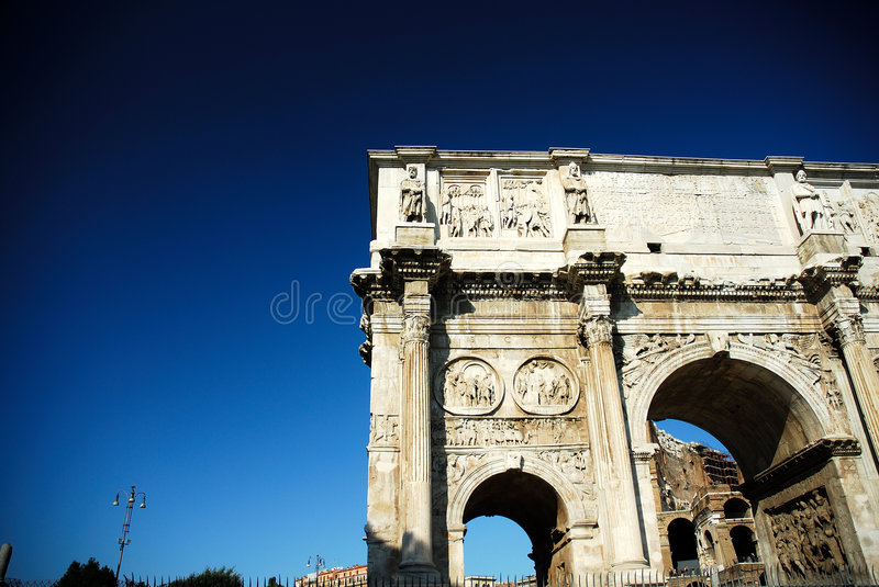 Ancient Rome stock images
