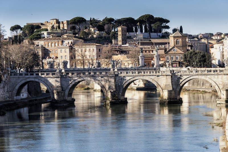 Ancient Rome stock photo