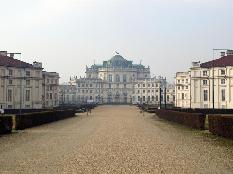 Download Ancient Royal Residence, Stupinigi Stock Photo - Image: 13161396