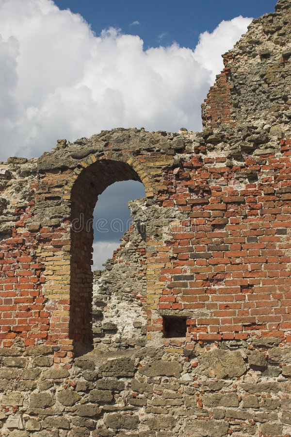 Download Ancient ruins stock image. Image of brick, longstanding - 1265935
