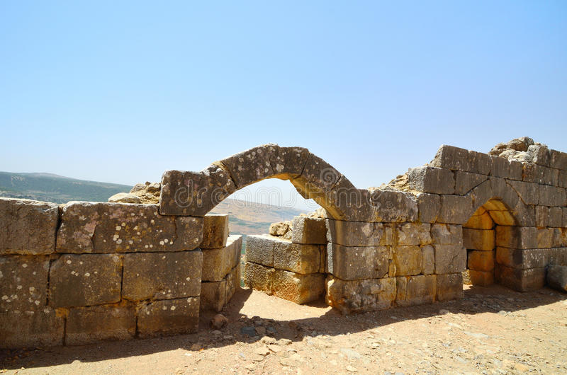 Ancient ruins stock images