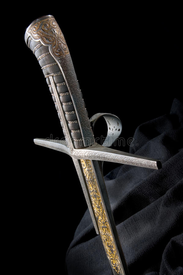 Download Ancient sabre stock image. Image of ceremonial, medieval - 22488017