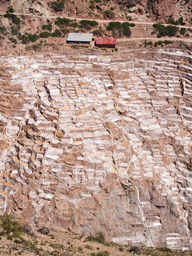 Download Ancient Salt basins stock photo. Image of tourism, mountain - 3248794