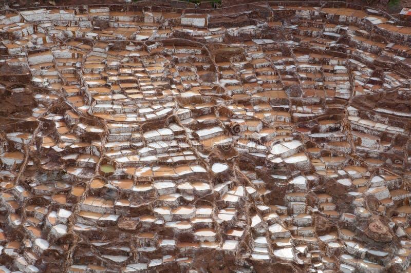 Download Ancient Salt Basins At Maras, Peru Stock Image - Image: 19551857