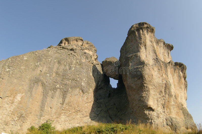 Ancient sanctuary royalty free stock photography
