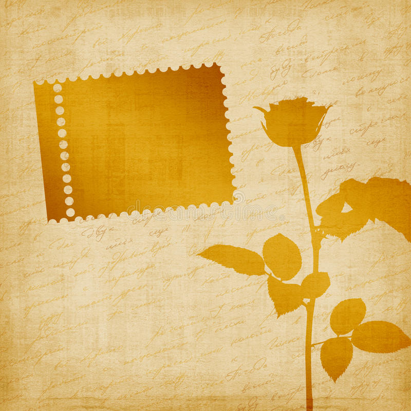 Download Ancient Scratch Abstract Background Stock Illustration - Image: 24206313