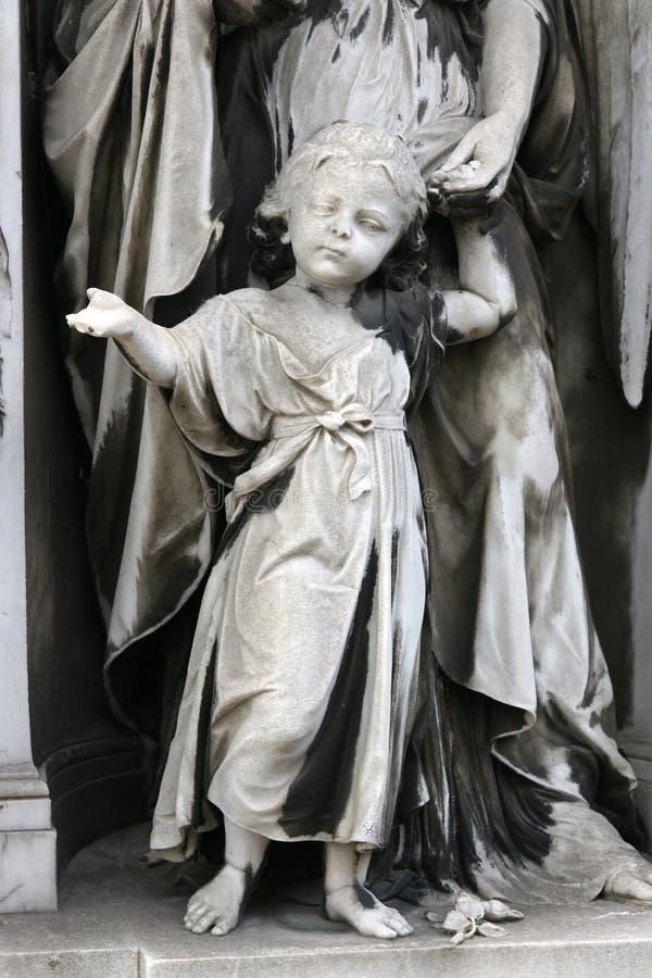 Ancient Sculpture stock images
