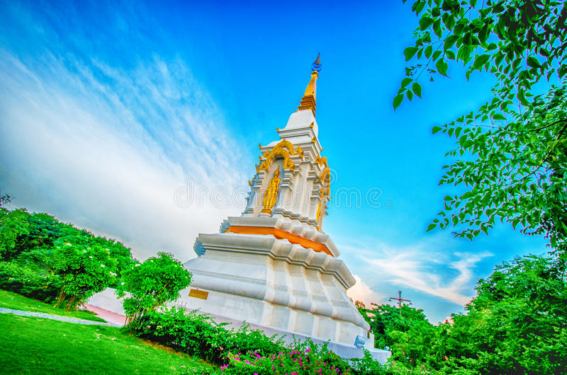The Ancient Siam 2 stock photography