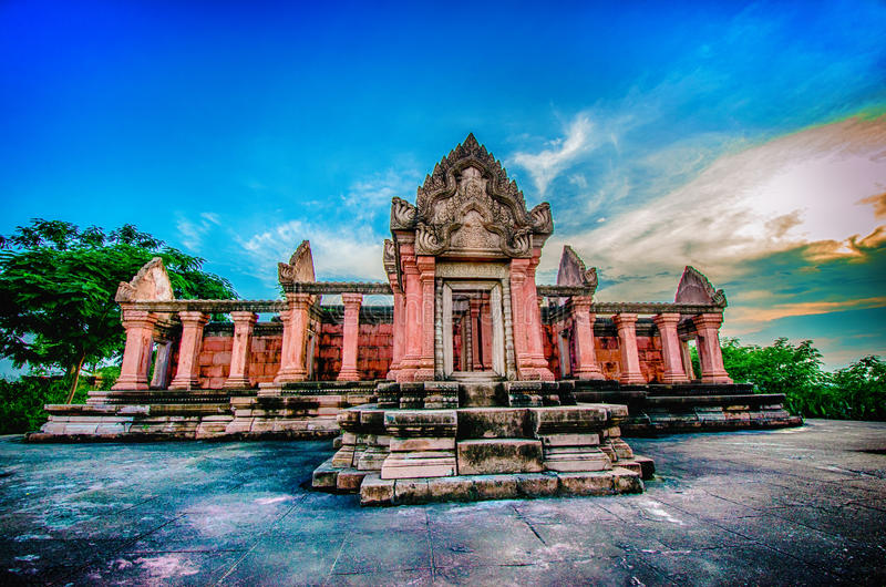 The Ancient Siam 3 royalty free stock photos