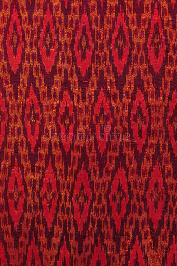 The ancient Silk Pattern royalty free stock images