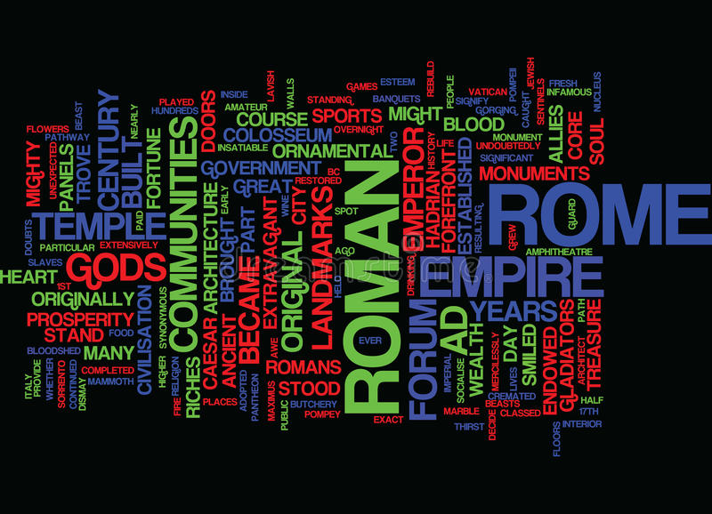 Rome Word Stock Illustrations – 369 Rome Word Stock