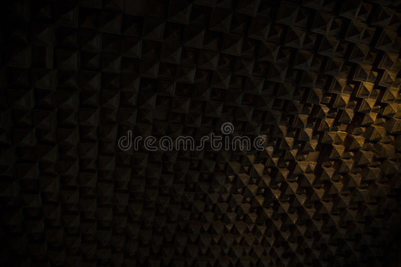 Egg Box Soundproofing Top Stock Image Image Of Noise