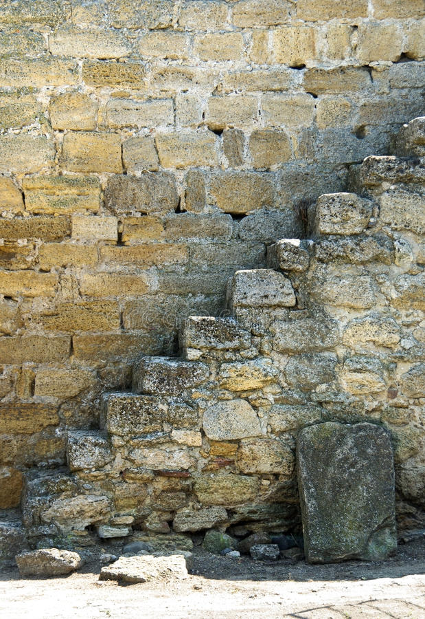 Free Ancient Stairs Royalty Free Stock Image - 14727136