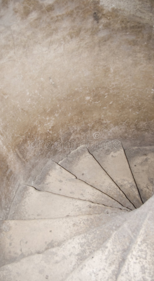 Free Ancient Stairs Stock Image - 6437941