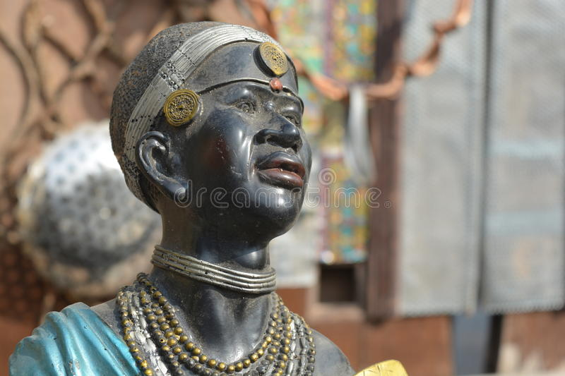 Download Ancient Statue Stock Photo - Image: 83702713
