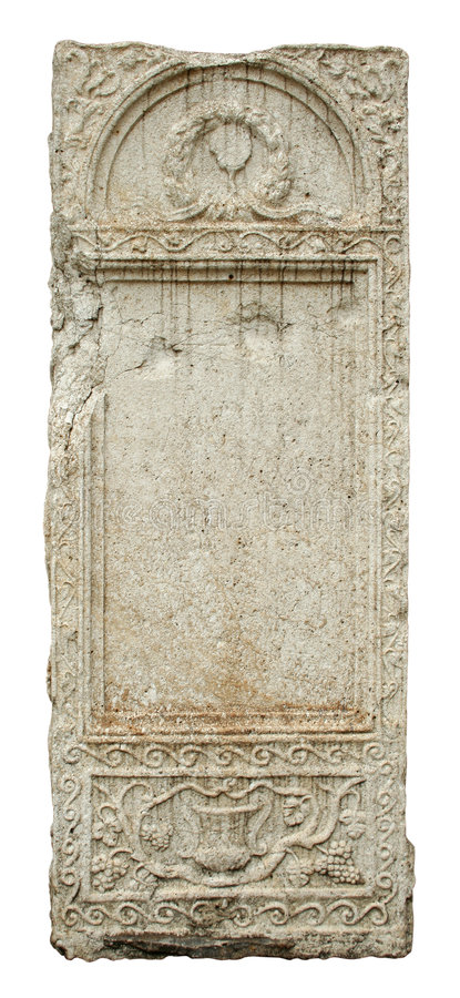 Download Ancient stela stock photo. Image of stone, relief, ornament - 7737658