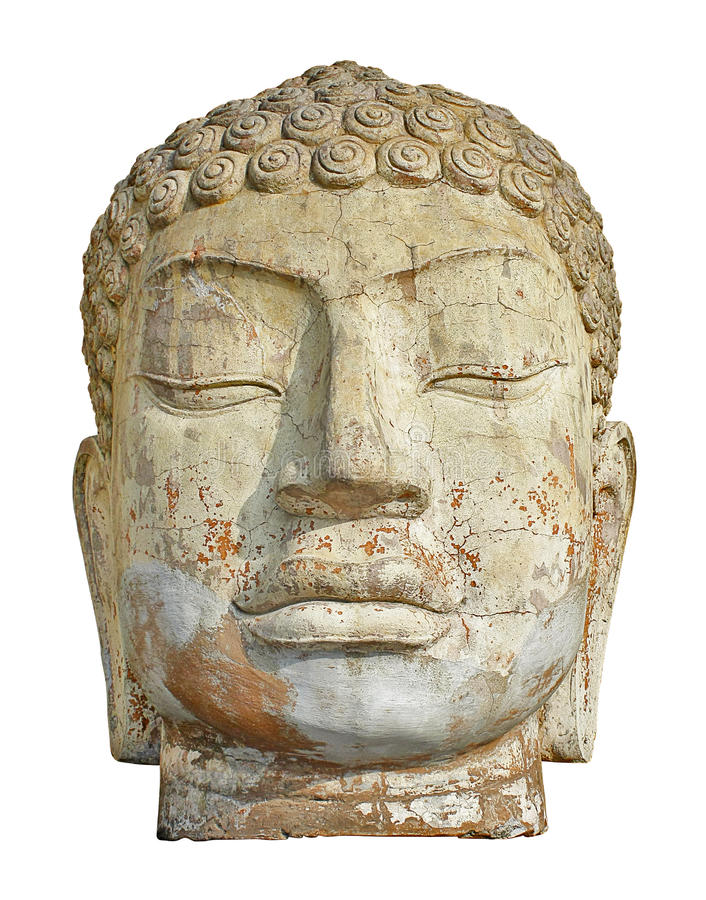 Download Ancient Stone Head Artifact Stock Image - Image: 14034705