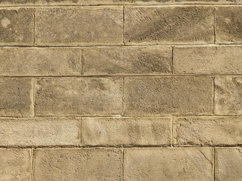 Ancient stone and marble wall. Seamless Tile Texture. Background old dirty wall with traditional blocks stock photos