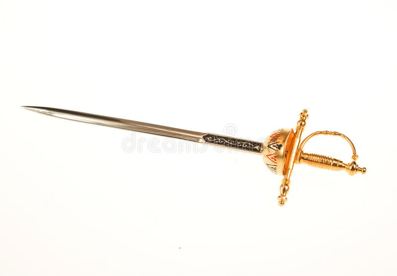 Download Ancient sword stock photo. Image of brass, history, fashioned - 18313598