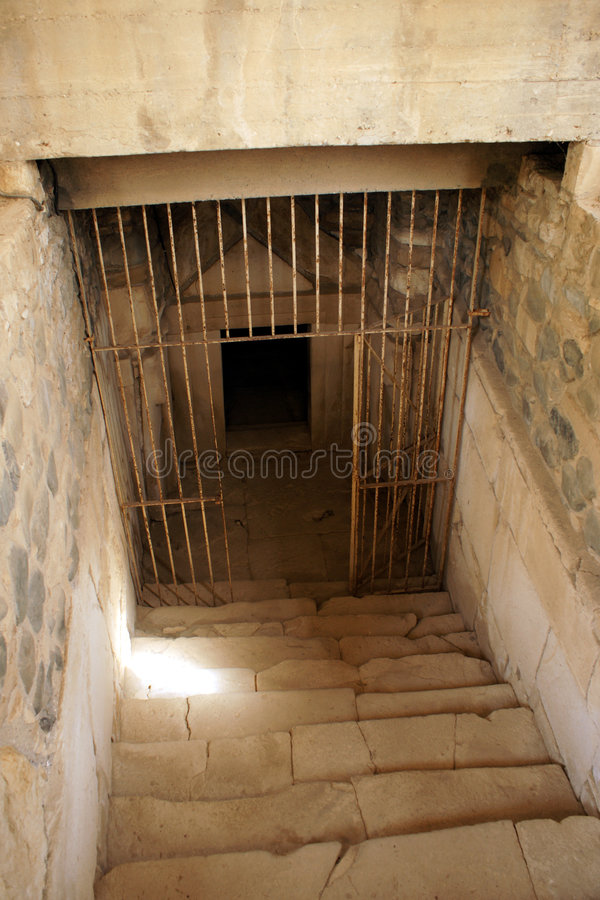 Download Ancient Tomb Located In Cyprus Royalty Free Stock Image - Image: 6243796