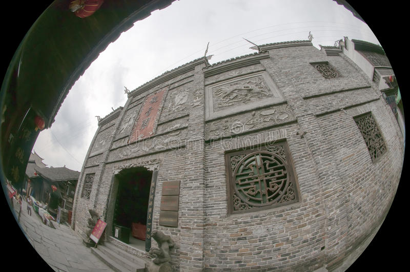 Download The Ancient Town Of FuRong Stock Photography - Image: 33042732