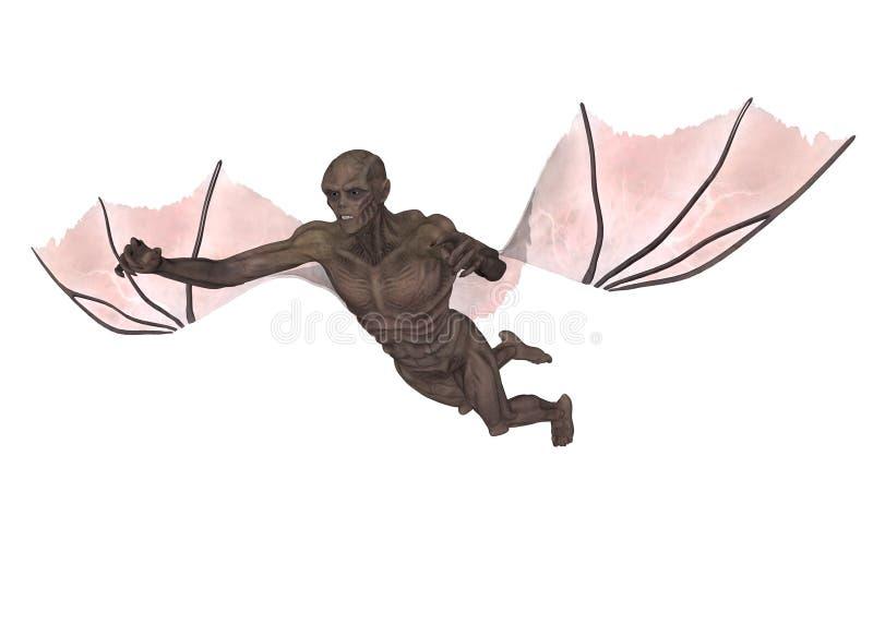 Download Ancient vampire stock illustration. Illustration of transylvania - 68465147