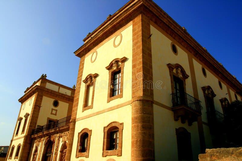 Photo Facade Villa : Ancient villa facade italy stock photo image