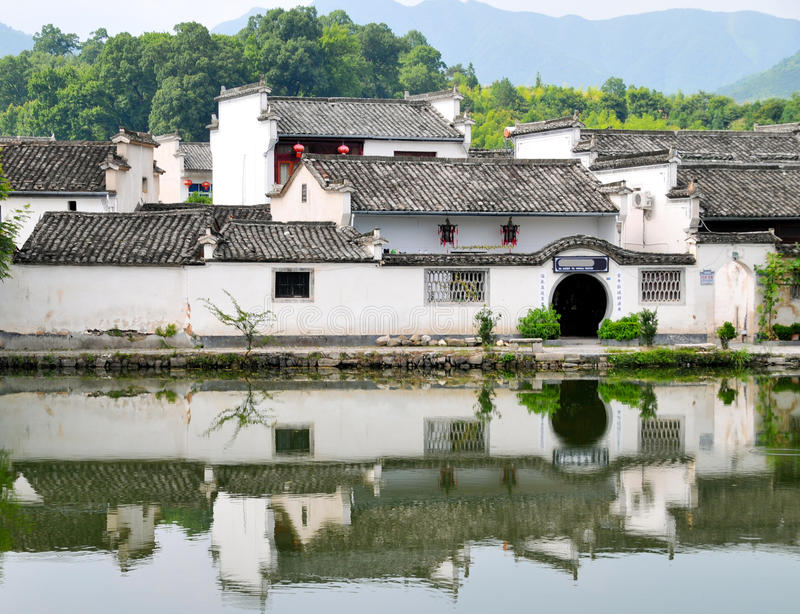 Ancient Villages royalty free stock photography