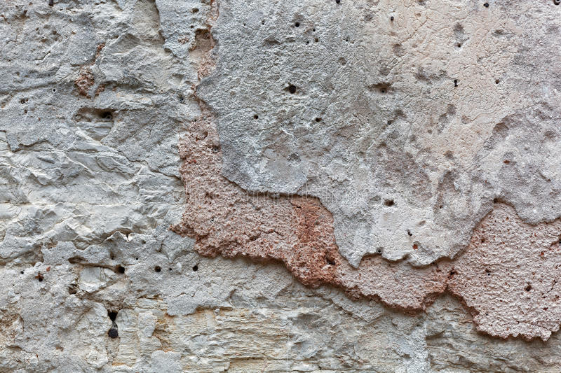 Ancient wall plaster royalty free stock photos