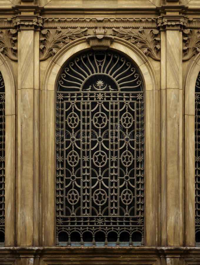 Free Ancient Window Decoration Royalty Free Stock Photo - 63306895