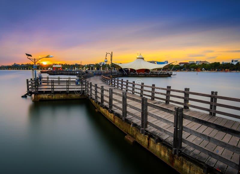 Ancol, Джакарта Индонезия стоковые изображения