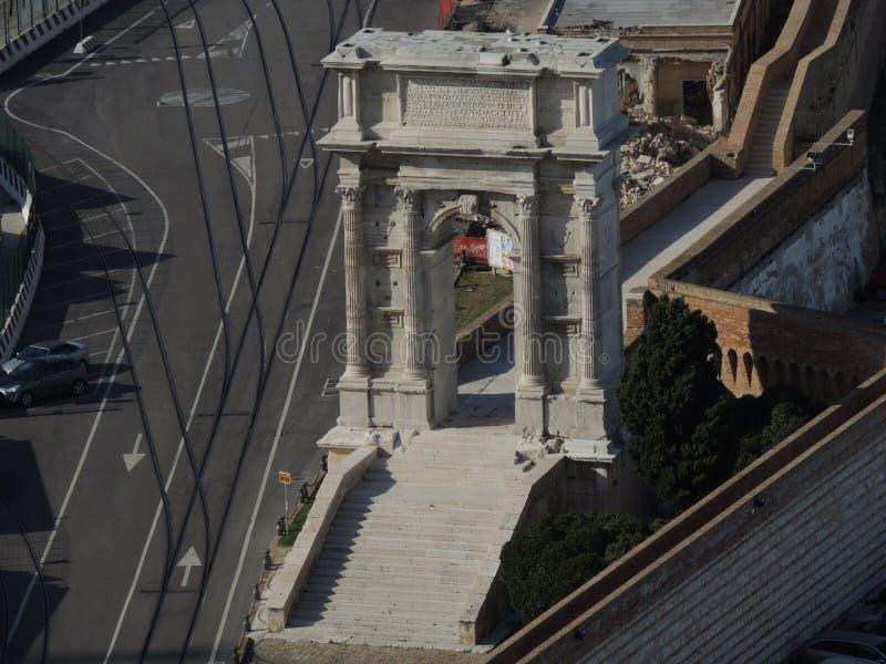 Ancona zdjęcie stock