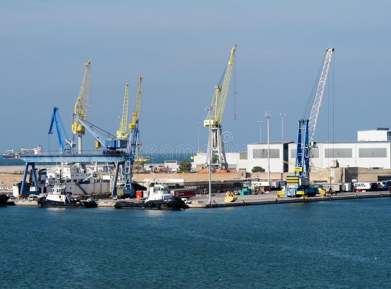 Download Ancona Port In Italy Editorial Photo - Image: 25888441