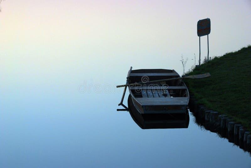 Ancora acqua fotografie stock