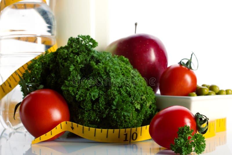 Ancora della dieta ipocalorica immagine stock libera da diritti