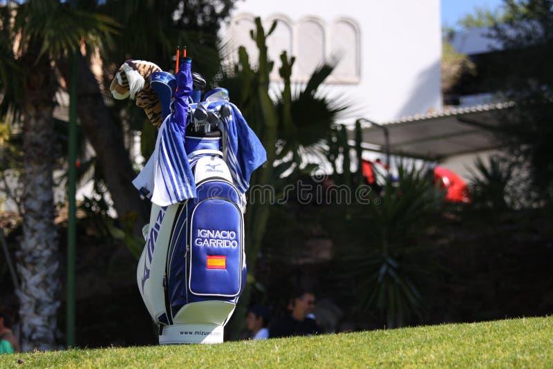 andalucia garrido golf Ignacio Marbella otwarty obrazy stock