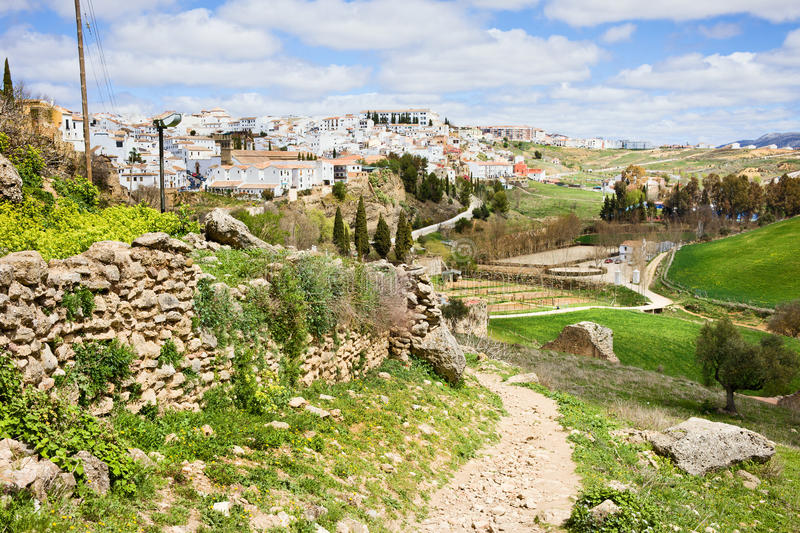 Download Andalusia Countryside In Spain Stock Image - Image: 26206347