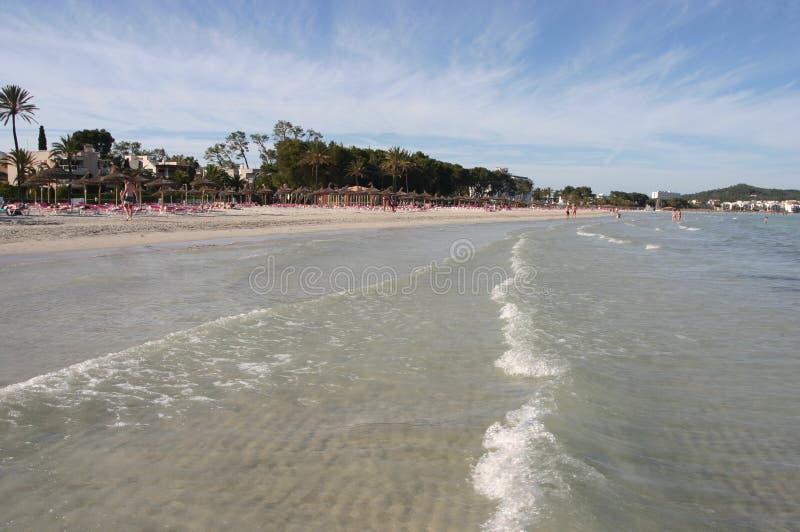 Andalusia plaża zdjęcia royalty free