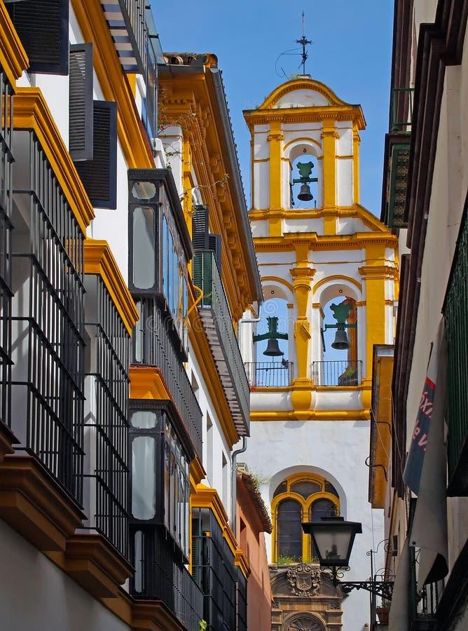 andalusia Sevilla Spain obrazy stock