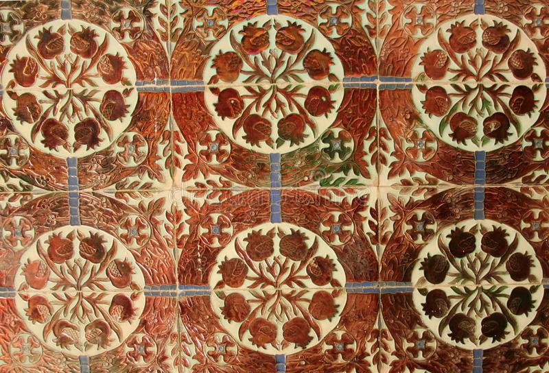 Andalusian Tiles royalty free stock photography