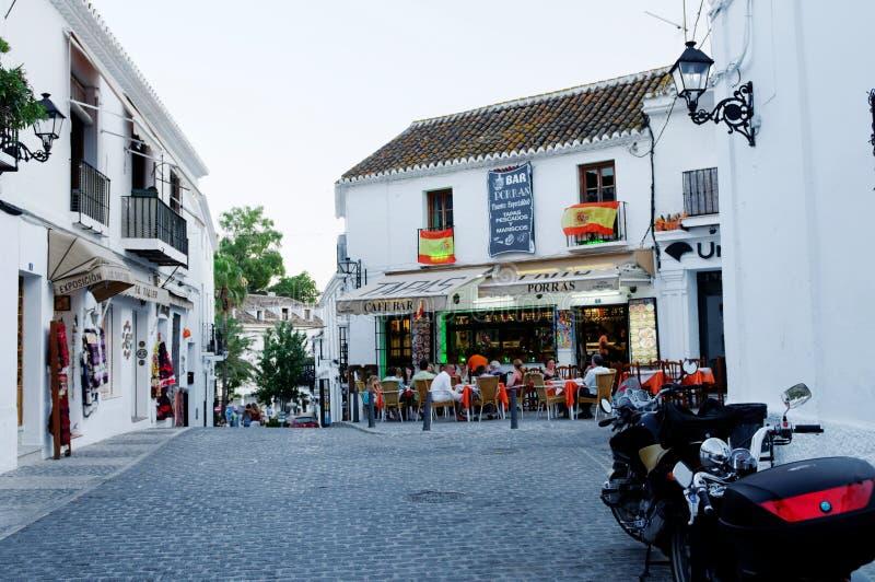 Andalusien stockbild
