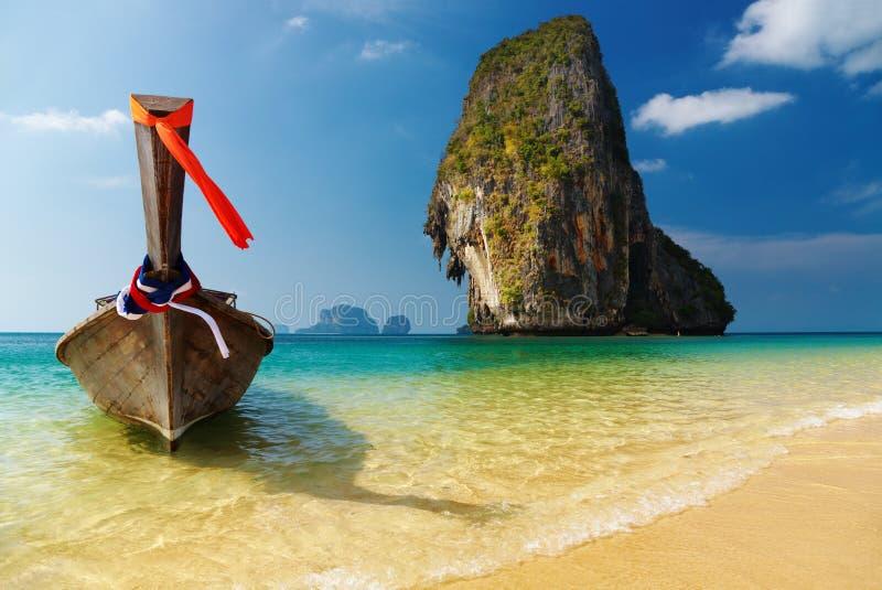 andaman海滩海运热带的泰国 免版税库存图片