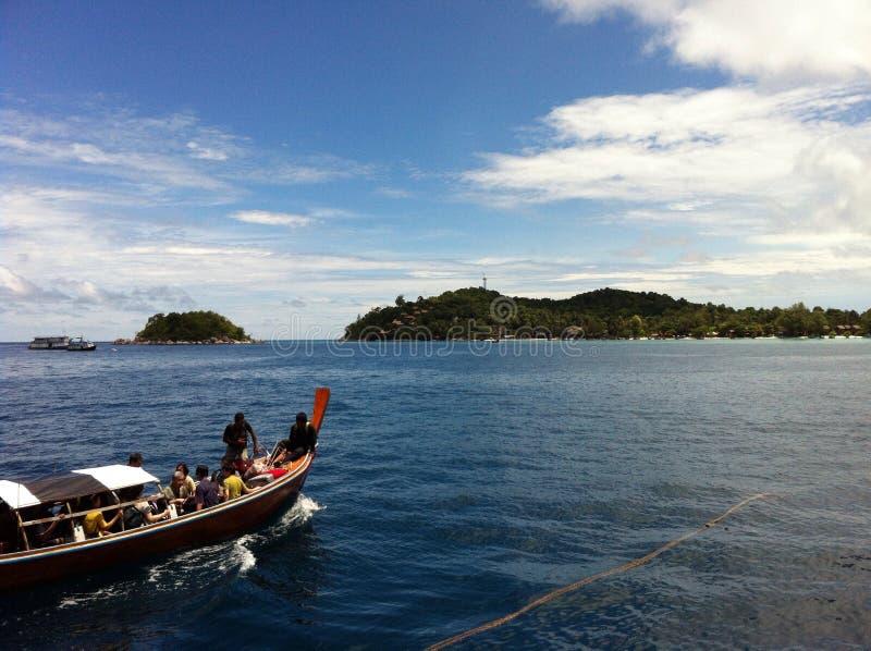 Andaman Meer stockfotografie