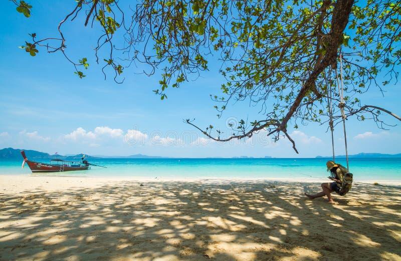 Andaman morze 2 zdjęcie royalty free