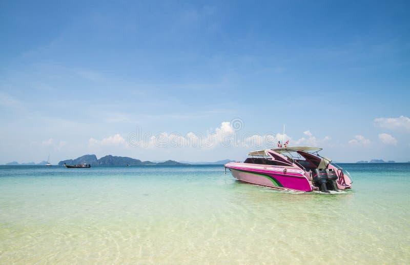 Andaman morze 4 obrazy royalty free