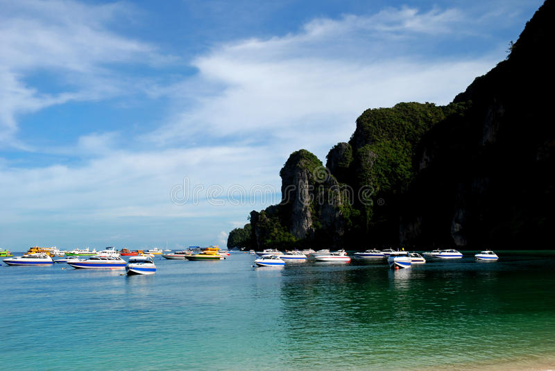 Download Andaman Sea stock image. Image of clean, yachtes, serene - 10520593