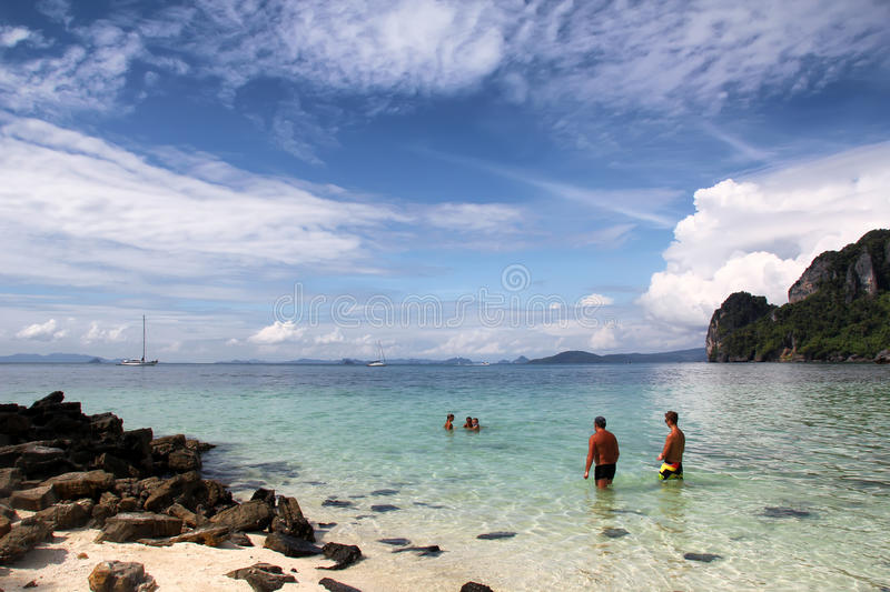 Download Andaman sea, Thailand editorial stock image. Image of outdoor - 23827964
