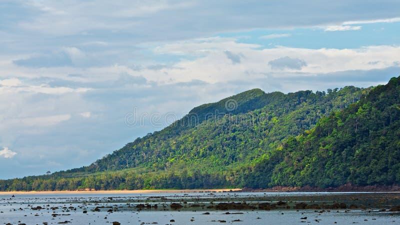 Andaman Shore Royalty Free Stock Photography