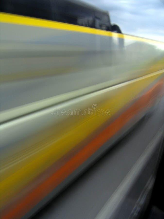 Andare velocemente fotografie stock